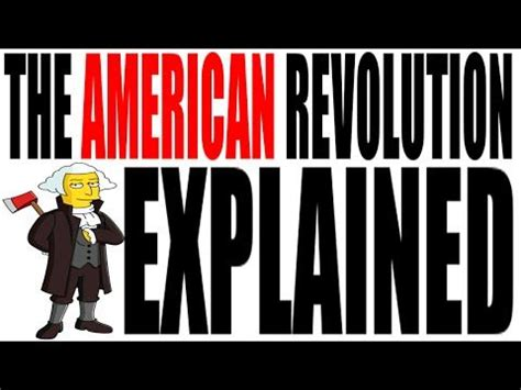 Essay on Causes and Effects of the American Revolution